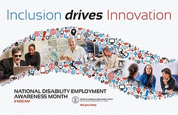 inclusion drives innovation poster