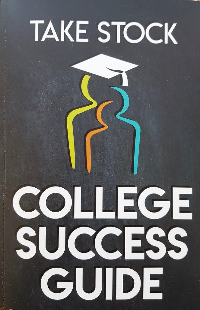 Take Stock college success guide logo